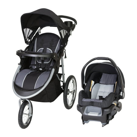 Baby Trend Pathway 35 Jogger Travel System-Optic