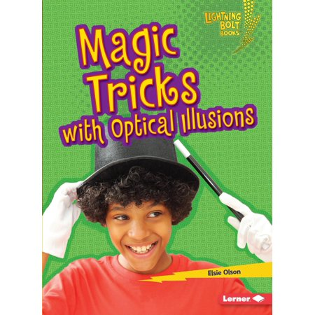 Magic Tricks with Optical Illusions