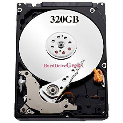 320GB 2.5 Laptop Hard Drive for Toshiba Satellite L505-S6959 L505-S6962 L505-SP6011L L505-SP6011M