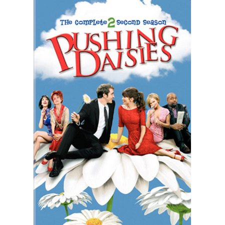 Pushing Daisies: The Complete Second Season (DVD) (Pushing Daisies Halloween)