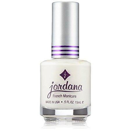 - Jordana French Manicure Nail Polish, White