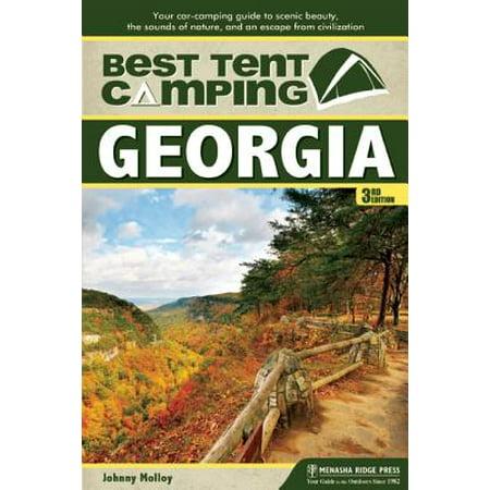 Best Tent Camping: Georgia - eBook