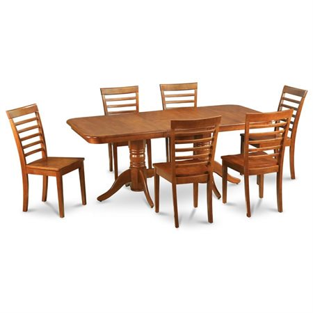 piece dining room set dining table with a leaf and 8 dining room
