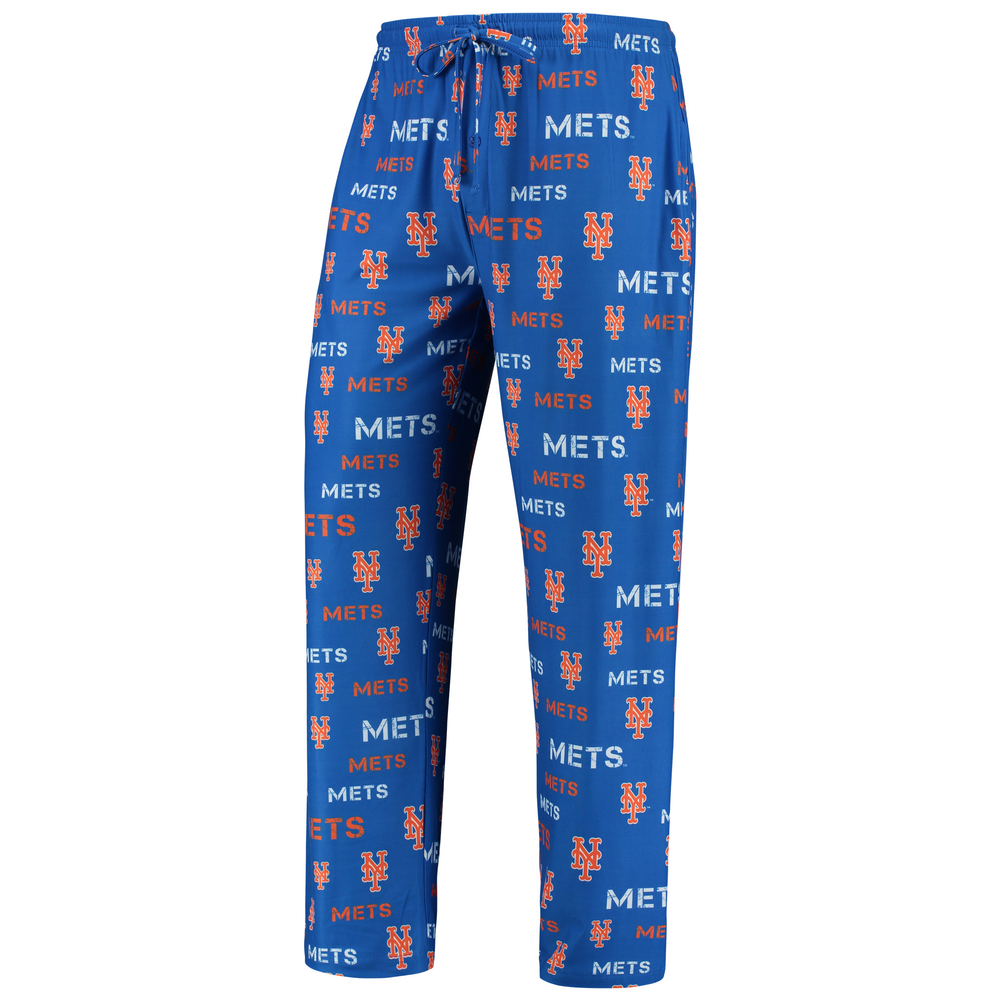 New York Mets Concepts Sport Midfield Pants - Royal