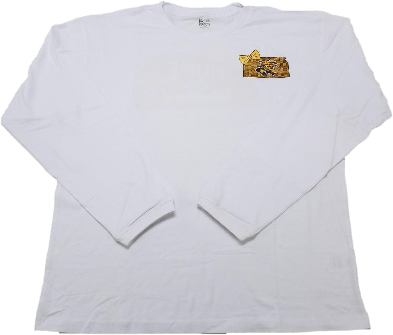 Band Tee Shirts & Music Fan Apparel Clothing & Accessories CafePress Wichita State Shocker Dad Classic Crew Neck Sweatshirt