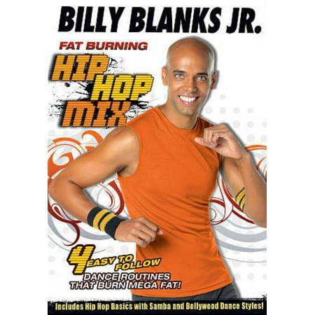 BILLY BLANKS JR.: FAT BURNING HIP HOP MIX [CANADIAN]