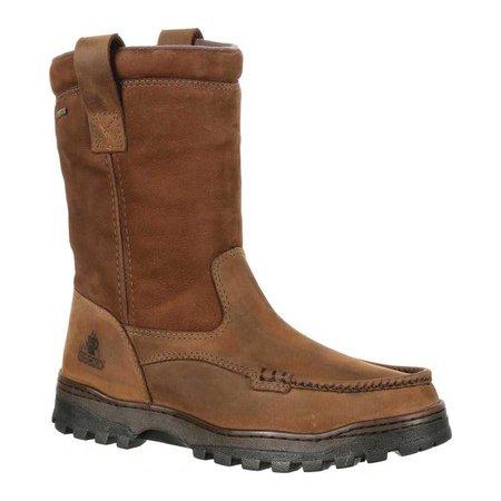 Rocky Men S Rocky Outback Gtx Waterproof Wellington Boot