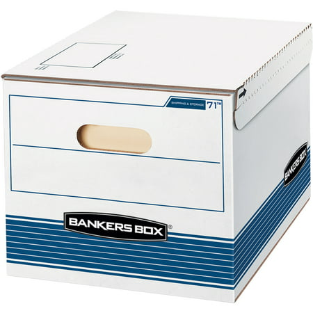 Fellowes Bankers Box Shipping/Storage Boxes