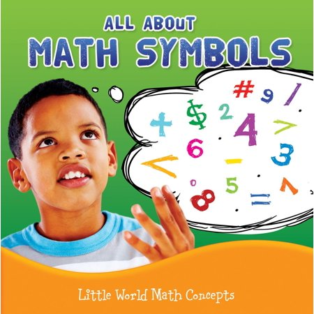 All About Math Symbols - eBook](All About Math)