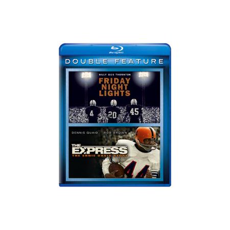 Friday Nights Lights Express  Blu Ray Double Feature