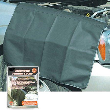 1 Heavy Duty Magnetic Fender Cover Mechanics Car Work Mat Protector 24