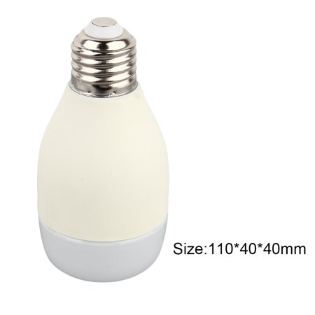 LED RGB Bulb Light E27 Bluetooth Wifi Control Smart Music Audio Speaker Lamps~~^