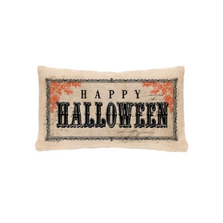 Heritage Lace VTH-PC1 12 x 20 in. Vintage Halloween Pillow Cover