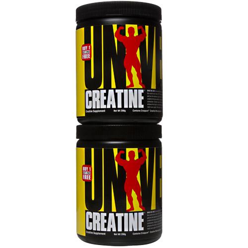Universal Nutrition Creatine - BOGO, 400 g