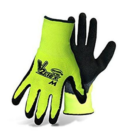 Boss Gloves Ladies Neon Knit Work - Neon Gloves