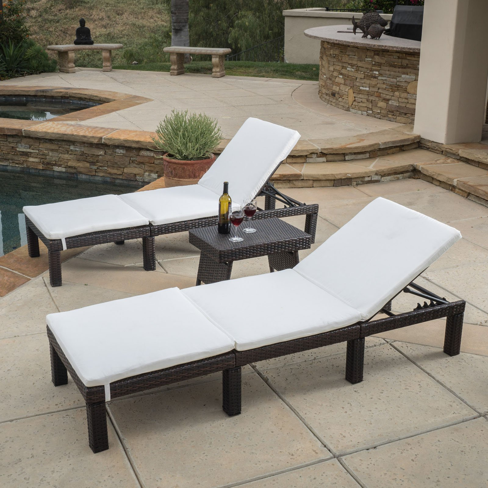 Best Selling Home Kensington 2 Piece Chaise Lounge Set by Home Loft Concepts