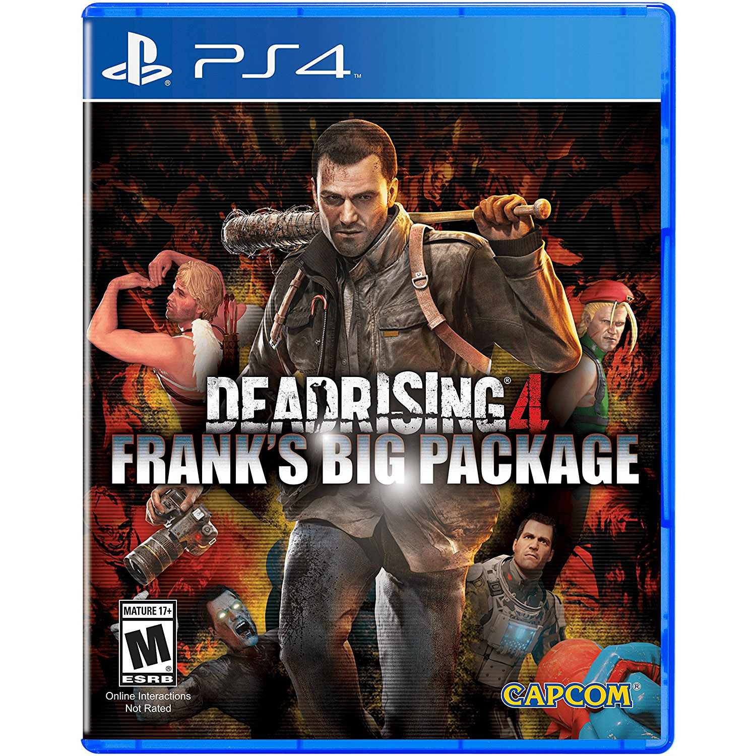 Dead Rising 4: Frank's Big Package, Capcom, PlayStation 4, REFURBISHED/PREOWNED