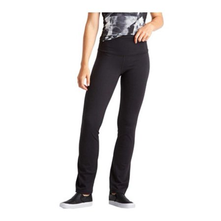 60def9594f75b Lucy - Lucy NEW Black Womens Size Medium M Bootcut High-Rise Activewear  Pants - Walmart.com