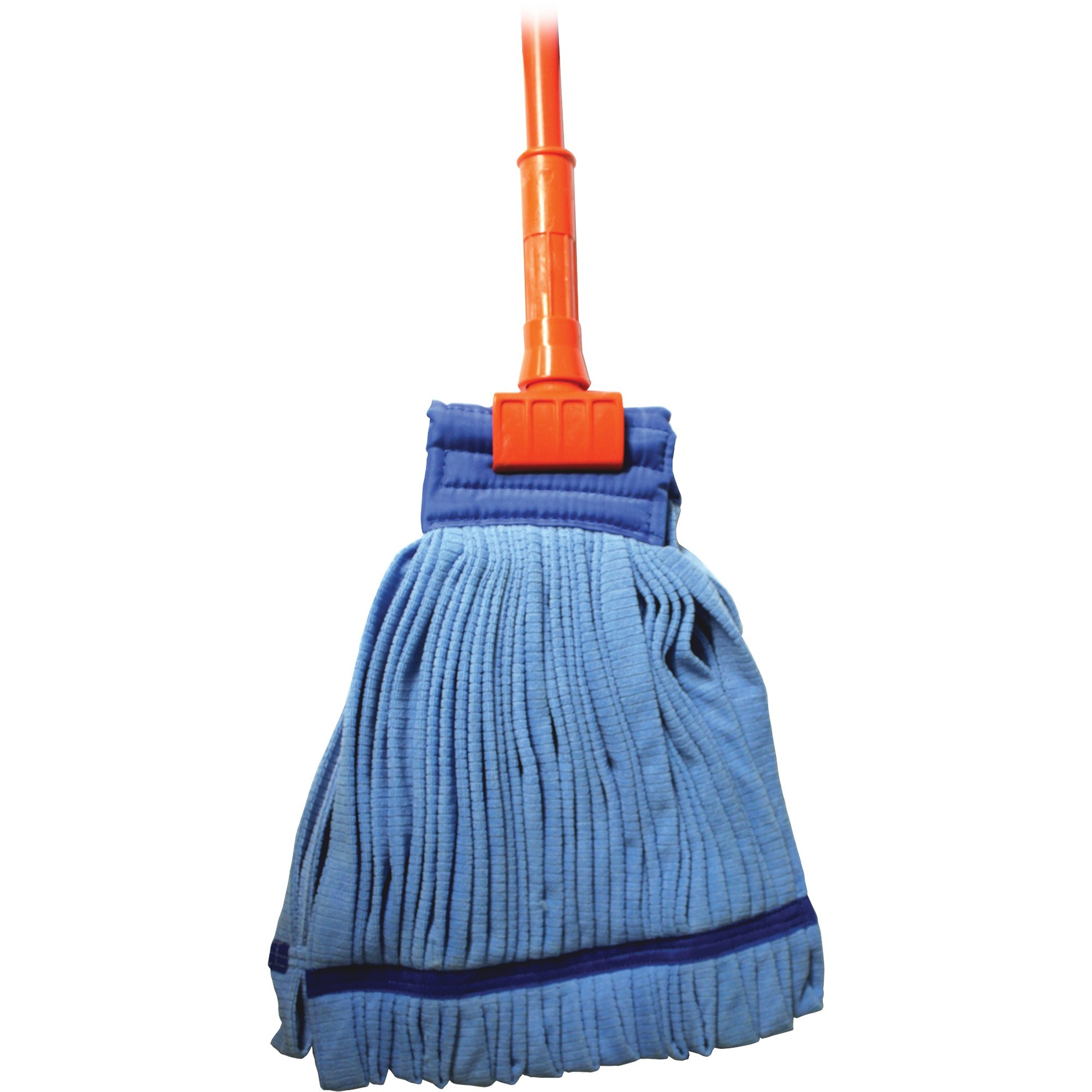 Genuine Joe, GJO47537, Microfiber Tube Wet Mop Complete, 1 Each
