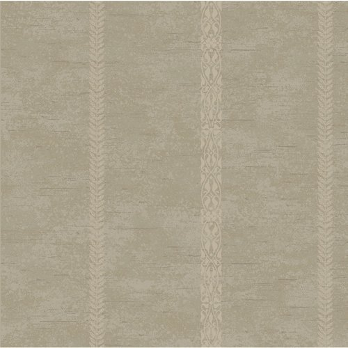 York Wallcoverings Heritage Home Neoclassic 27' x 27'' Stripes Distressed Wallpaper