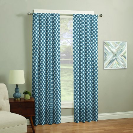 Mainstays Ikat Window Curtain - Indian Ikat Textiles