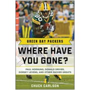 Green Bay Packers : Where Have You Gone?