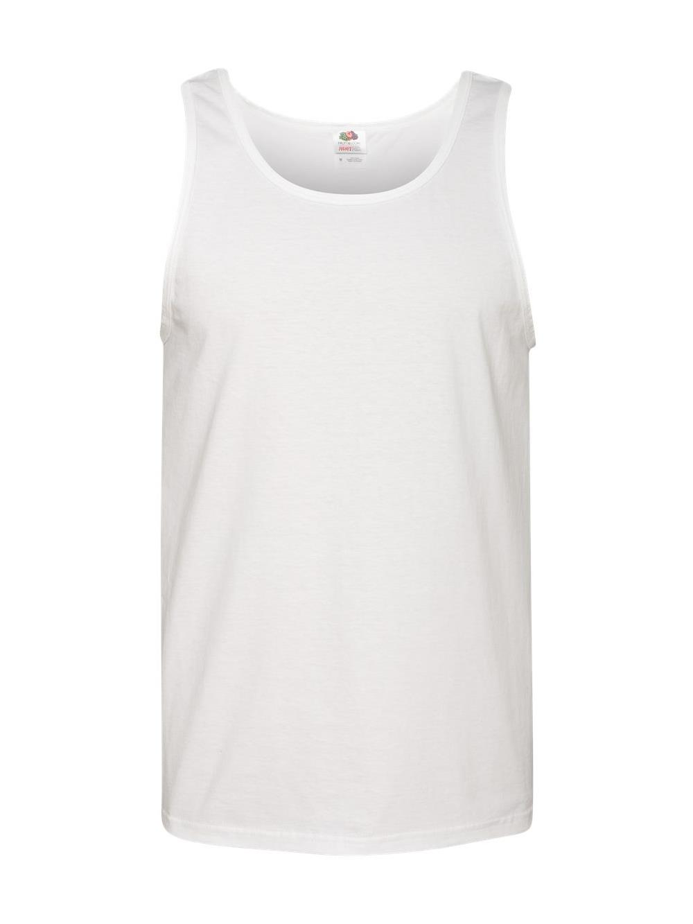 Fruit of the Loom T-Shirts HD Cotton Tank Top 39TKR