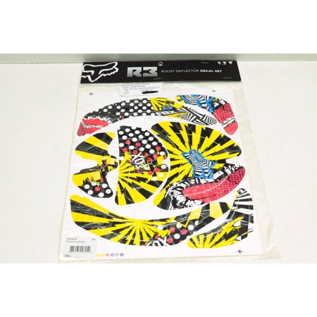 R3 Roost Deflector Decal Kit Size Small ()