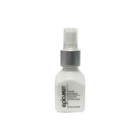 Epicuren Facial Emulsion Enzyme Moisturizer -  2oz