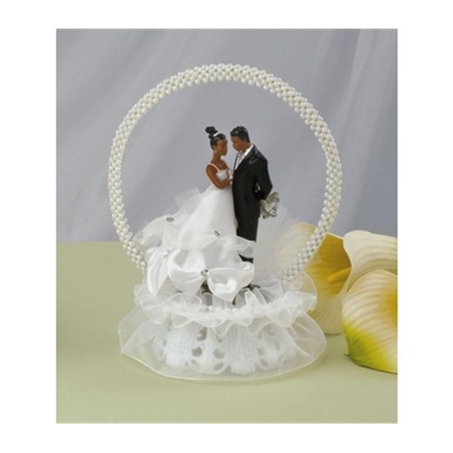 Beverly Clark TY900/IVO Cake Ornament - Ivory