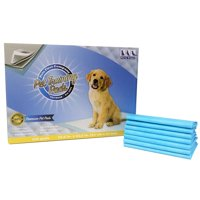 Pets First PREMIUM TRAINING PADS. 100 Count. Best Ever Wee Wee Pads, Latest Tech