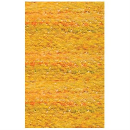 Abacasa Vintage Area Rug, 8' by 10', Yellow/Multicolored