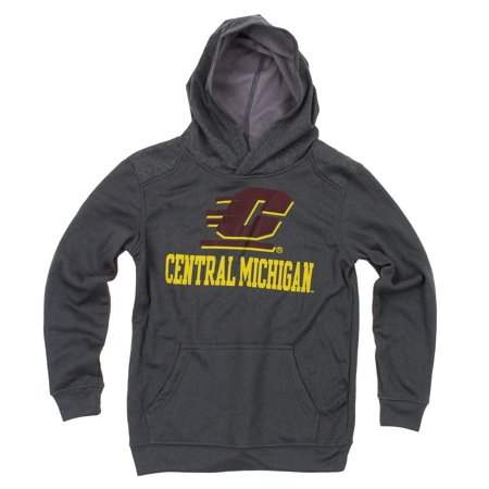 NCAA Youth Central Michigan Chippewas Performance Hoodie,