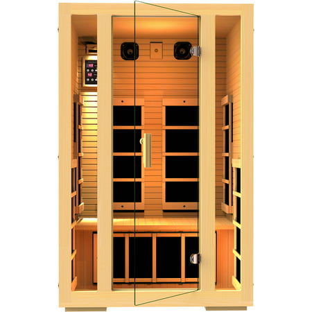 Joyous 2-Person Far Infrared Sauna (Best Infrared Sauna Consumer Reports)