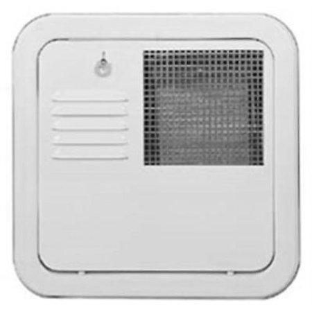 Suburban 10 Gal. Water Heater Access Door - Polar White ()