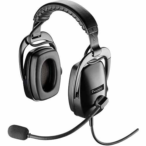 Plantronics SHR 2301-01 Premium Headset by PLANTRONICS