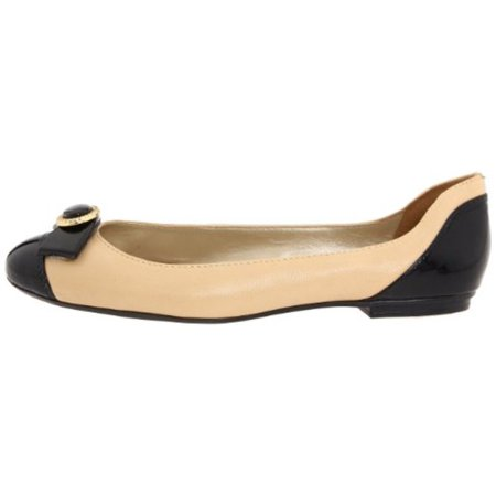 French Sole Womens Onstage Pointed Toe Slide Flats, Multicolor, Size 11.0 ()