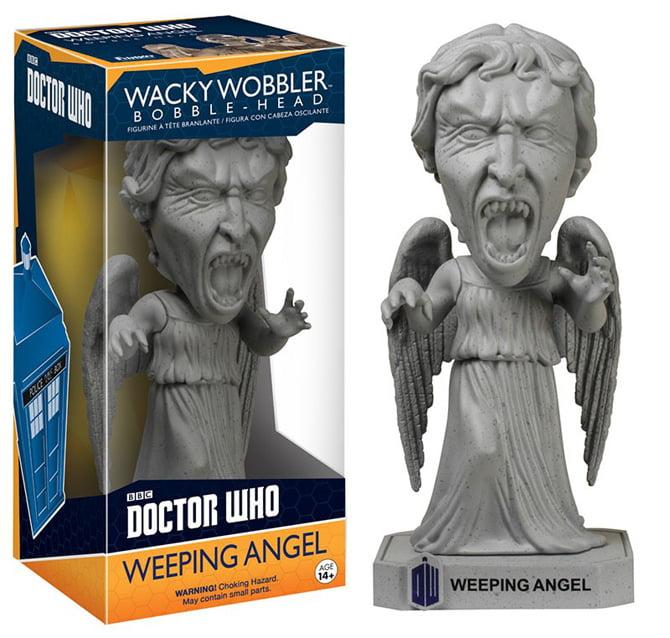 Doctor Who Wacky Wobbler: Weeping Angel - image 2 de 2