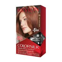 Revlon ColorSilk Beautiful Color Hair Color - Dark Soft Brown