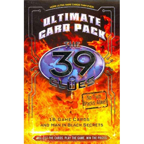 The 39 Clues Card Pack 4