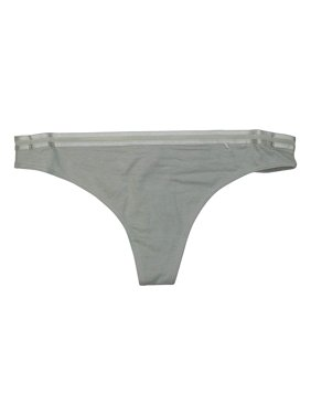 f0b73c2e4996 Product Image Jockey Allure Solid Color Luxuriously Soft Cotton Thong Panty  Light Linen Green L