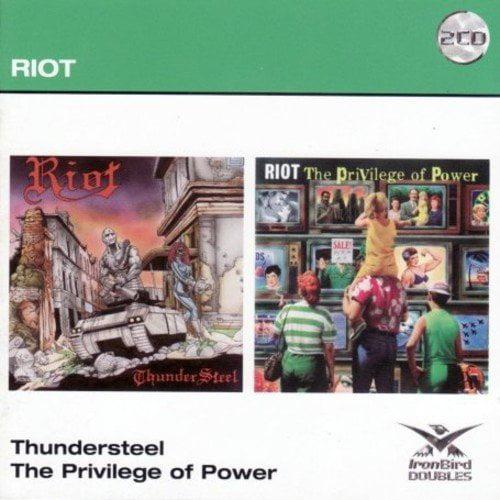 Thundersteel / Privelege Of Power