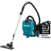 Makita-XCV09Z 18V X2 LXT Lithium-Ion (36V) Brushless Cordless 1/2 Gallon HEPA Filter Backpack Dry Vacuum, Tool Only