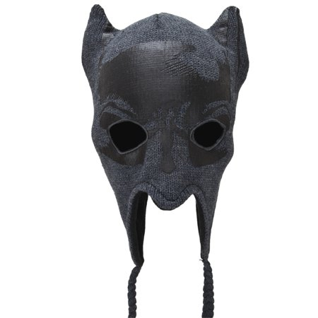 Batman - Mask Peruvian Knit Hat - Peru Halloween