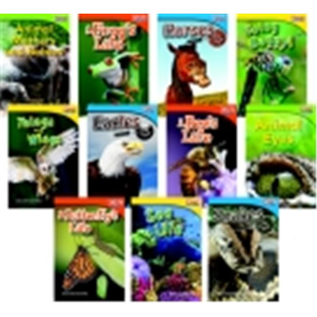 Teacher Created Materials Time For Kids Animals And Insects Set Grades 1 To 2, Set 11 by