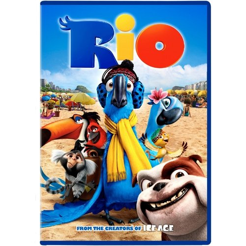 Image result for RIO DVD