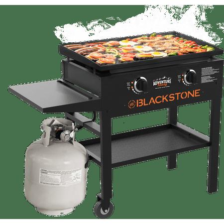 "Blackstone Adventure Ready 2-Burner 28"" Outdoor Griddle"