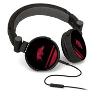 Arkansas Razorbacks DJ-Style Headphones