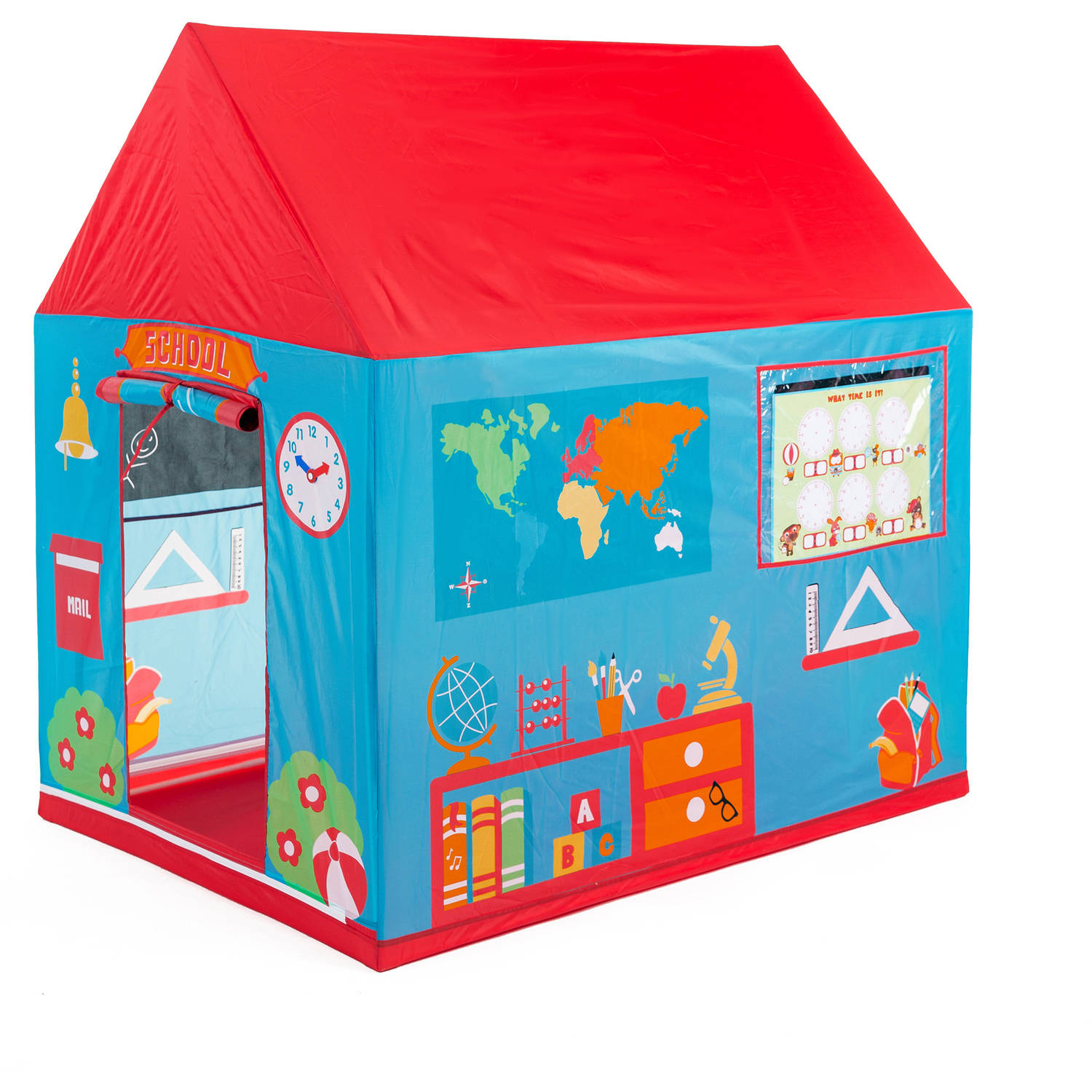 Fun2Give Pop-it-up Play Tent School  sc 1 st  Walmart & Fun2Give Pop-it-up Play Tent School - Walmart.com