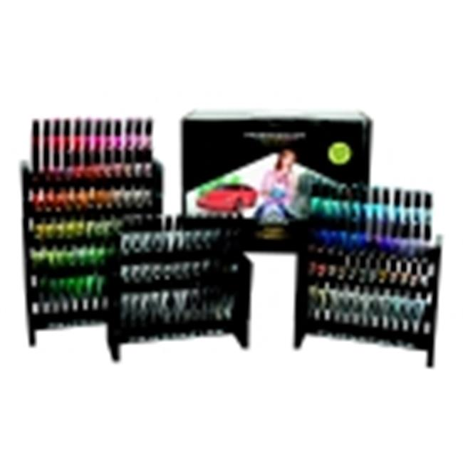 Prismacolor Premier Double Ended Dye-Based Non-Toxic Art Marker - Chisel And Fine Tip, Assorted Colors, Pack 156
